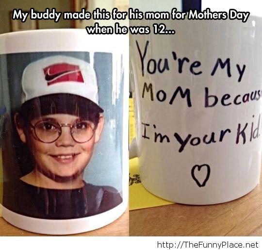 Funny mug gift