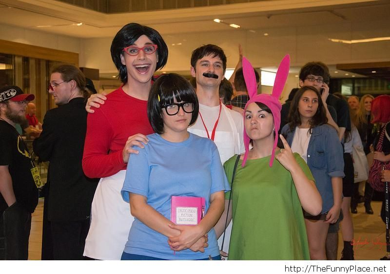 The Belchers cosplay