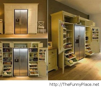 Ultimate kitchen storage unit