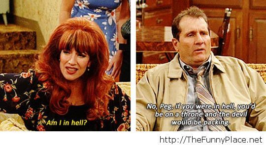 Al Bundy funny quote