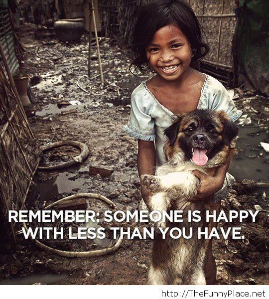 Children true happiness