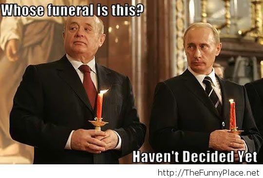 Funerals In Russia