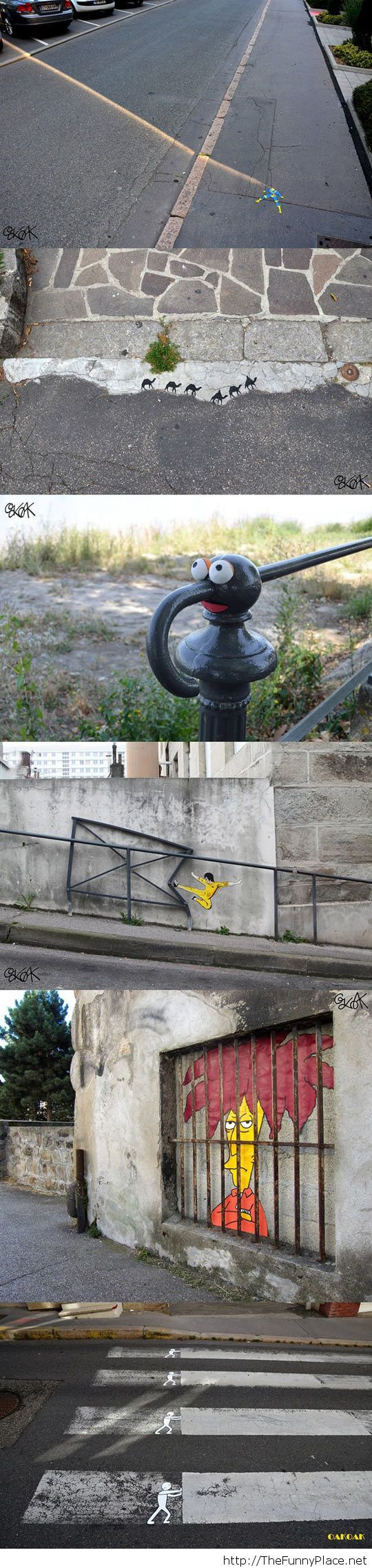 Awesome Clever Street Art