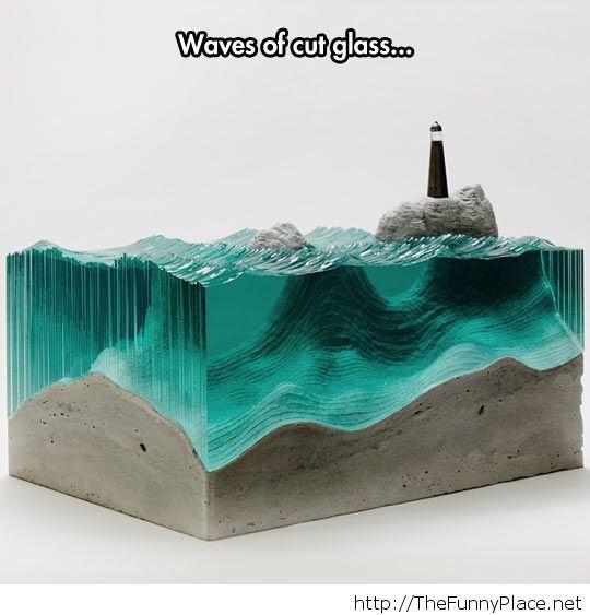 Awesome sea representation
