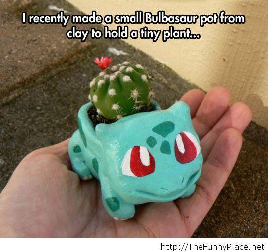 Cool Pokemon pot