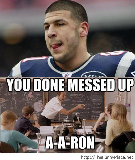 Funny Aaron teacher