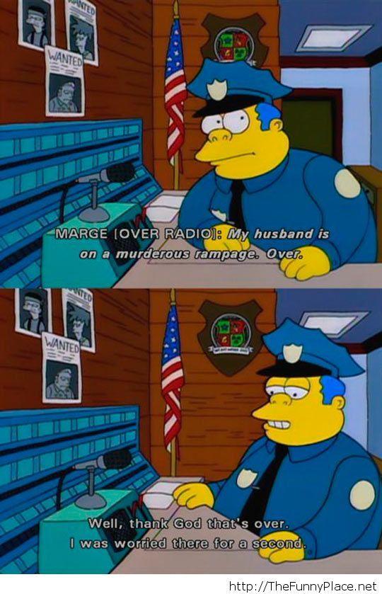 How I Imagine The Cops