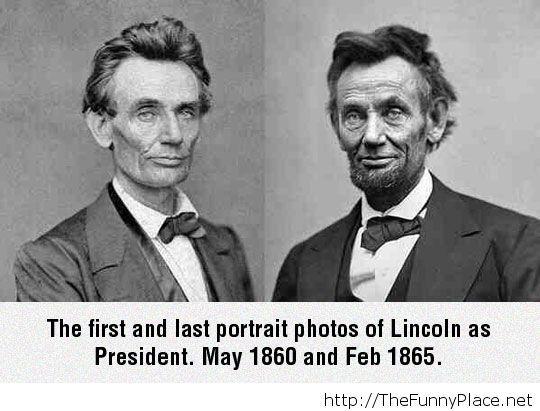 Lincoln portraits image