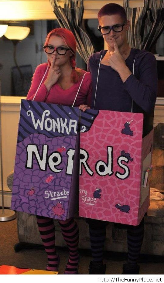 Nerds cosplay box
