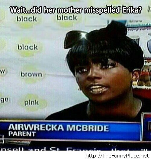 What a name...