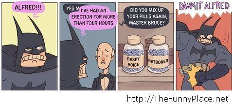 Batman problems