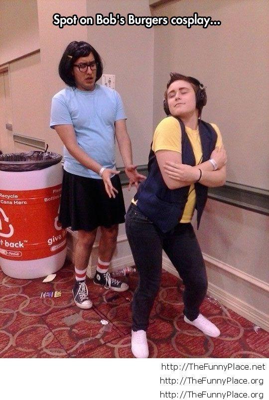 Bob's Burgers cosplay