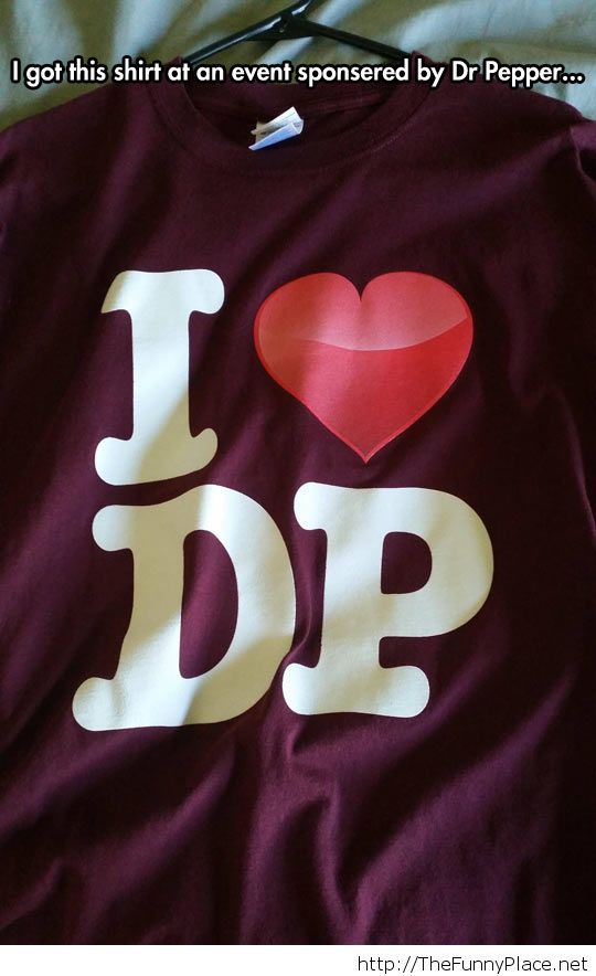 Dr Pepper T-Shirt Message