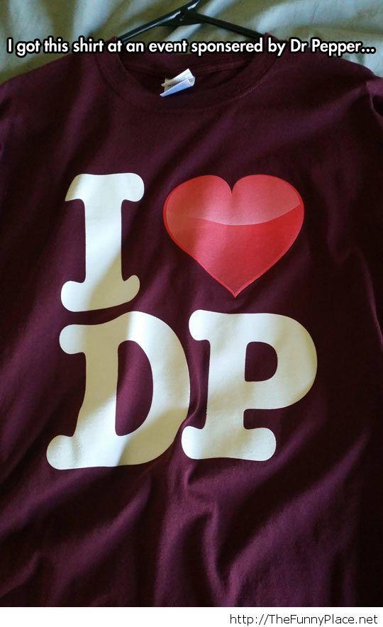 Dr Pepper T-Shirt Message