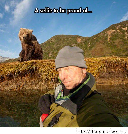 How you take a selfie