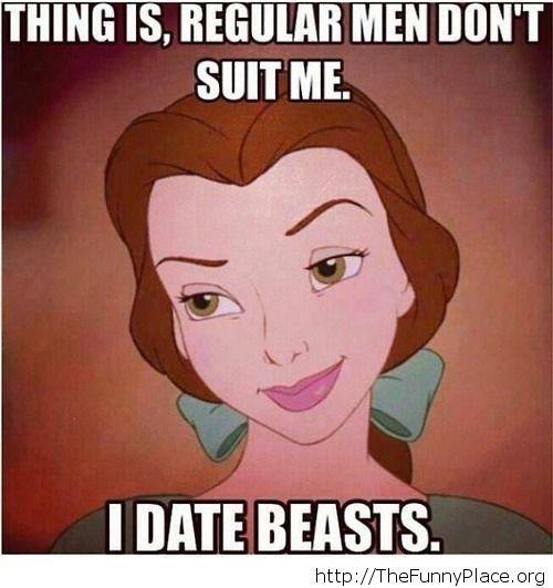 I date beasts