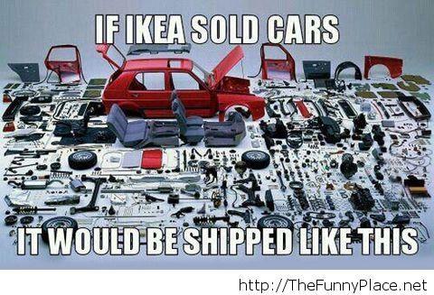 Ikea cars
