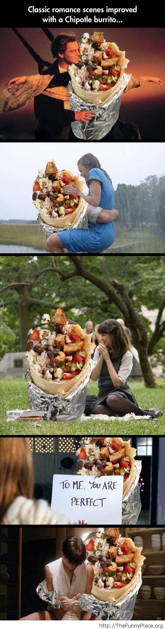 Romantic Burrito image