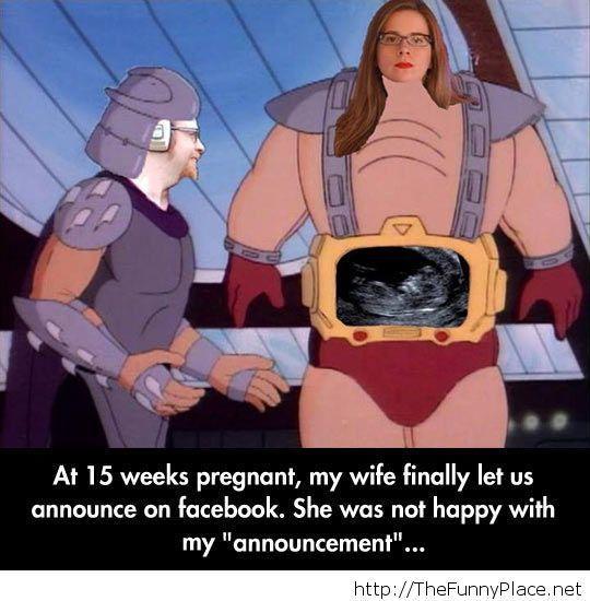 TMNT Pregnancy Announcement