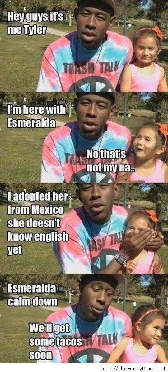 Tyler And Esmeralda