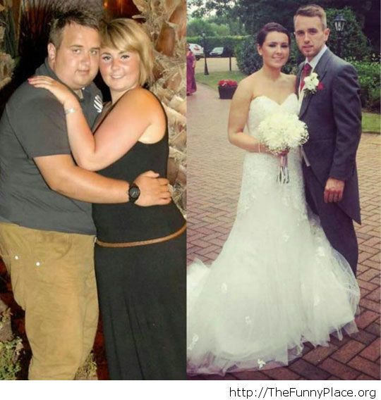 Couple Epic Transformation
