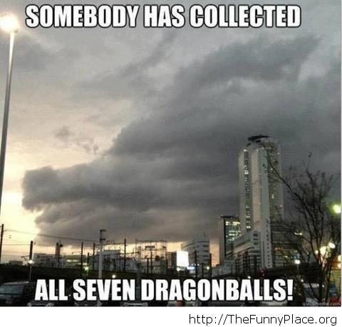 Dragon Ball cloud