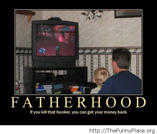 Fatherhood picture