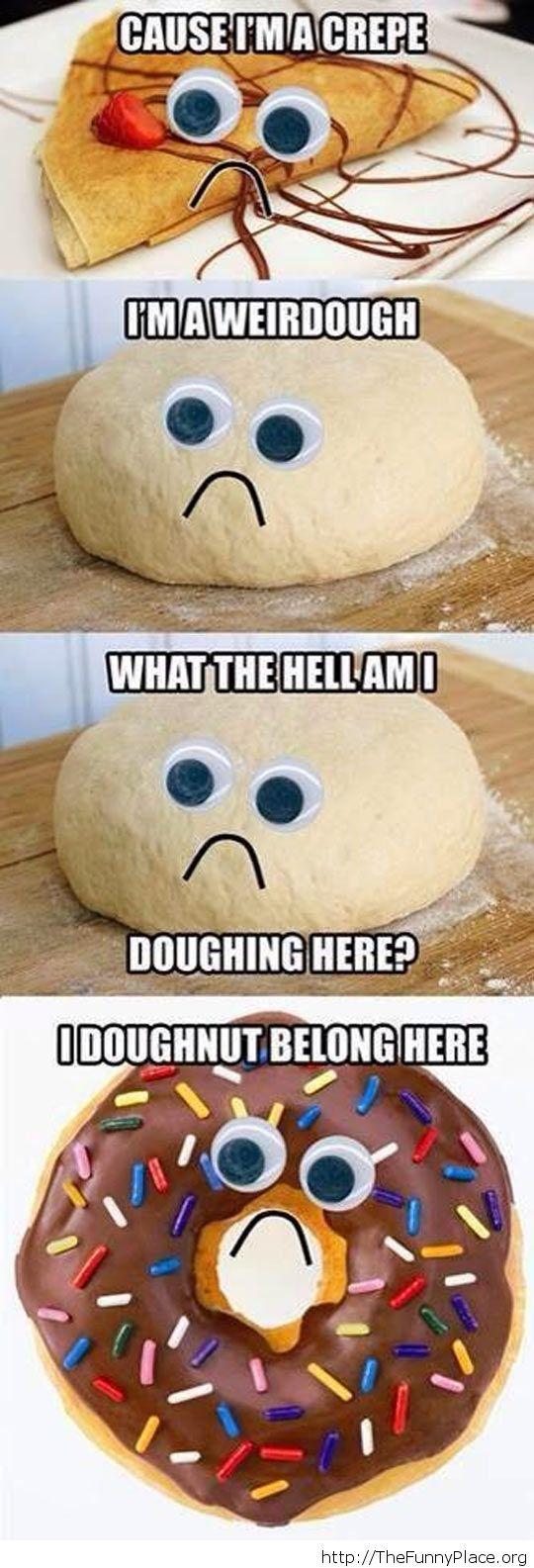 Funny donut joke