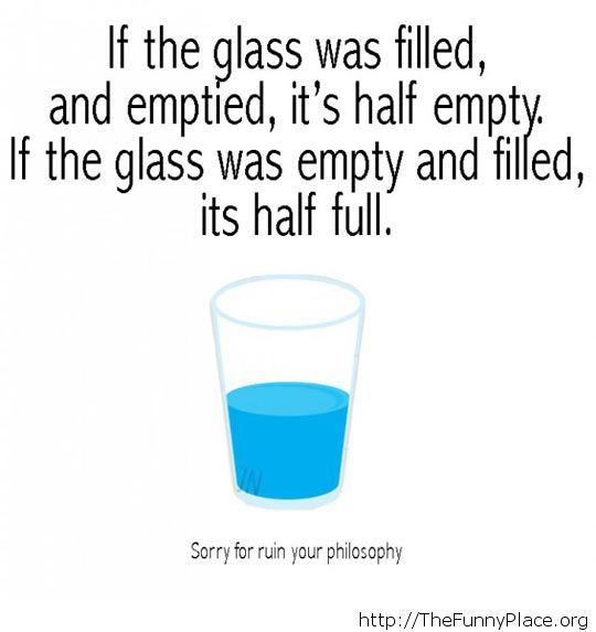 Funny glass fact