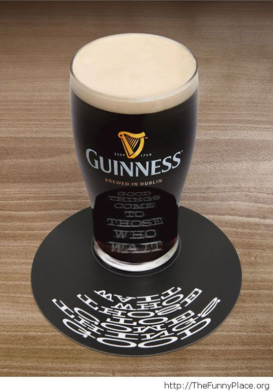 Guinness Clever Advertising