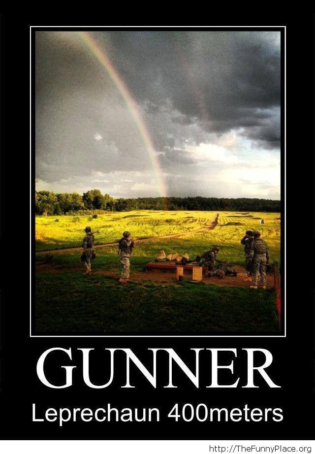 Gunner awesome meme