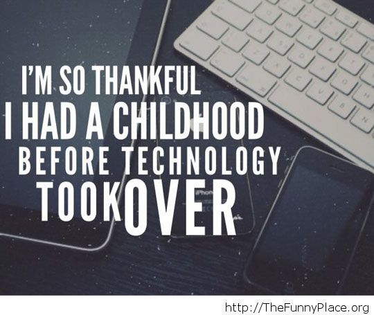 I'm thankful too