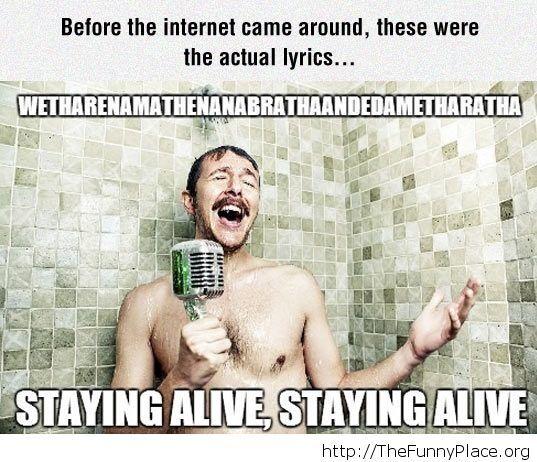 Lyrics Before The Internet
