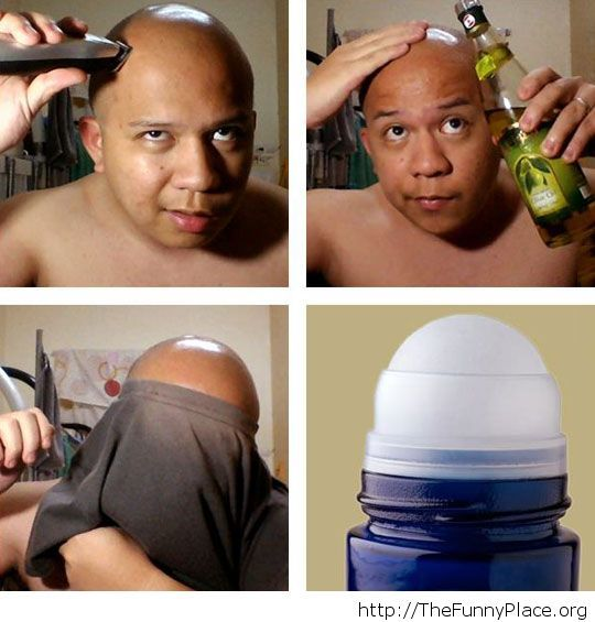 Men makeup funny transformation