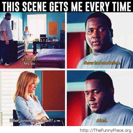 This scene get me