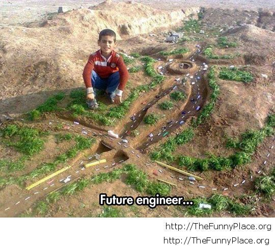 A future engineer