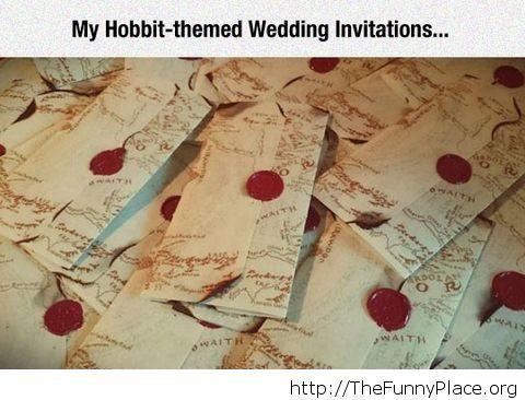 Amazing particular wedding invitations