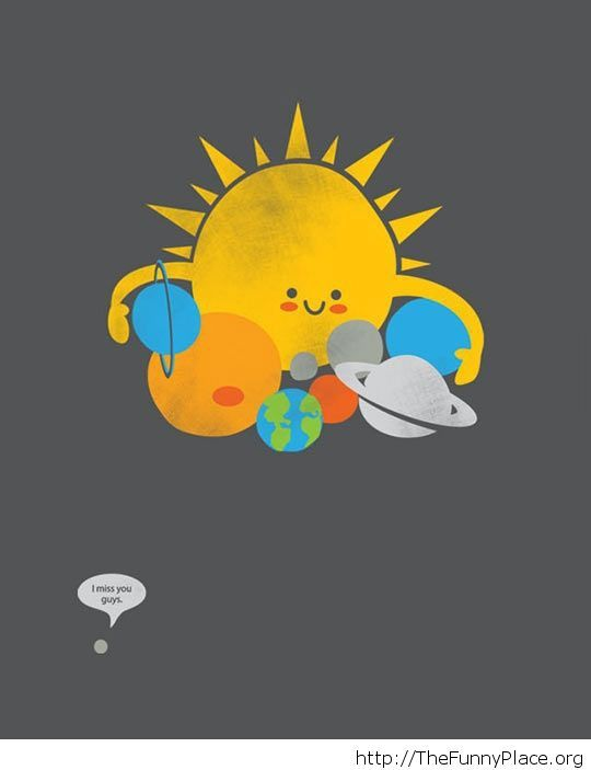 Forever Alone Pluto