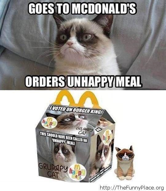 Grumpy Meal image