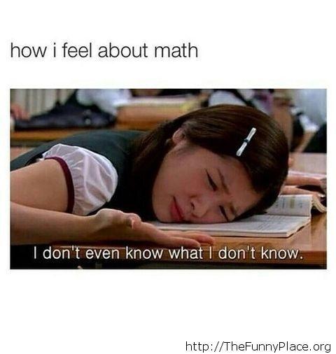 Math dilemma