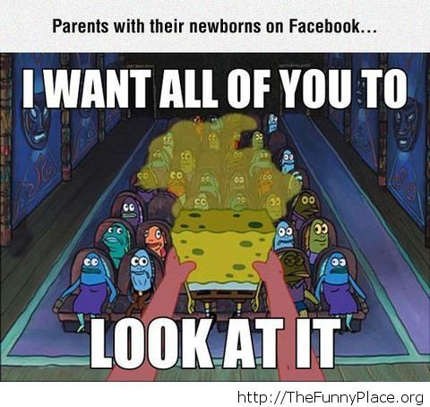 Parents on facebook