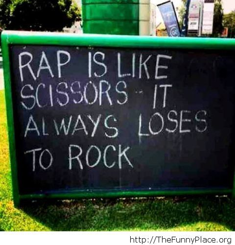 Truth about rap music