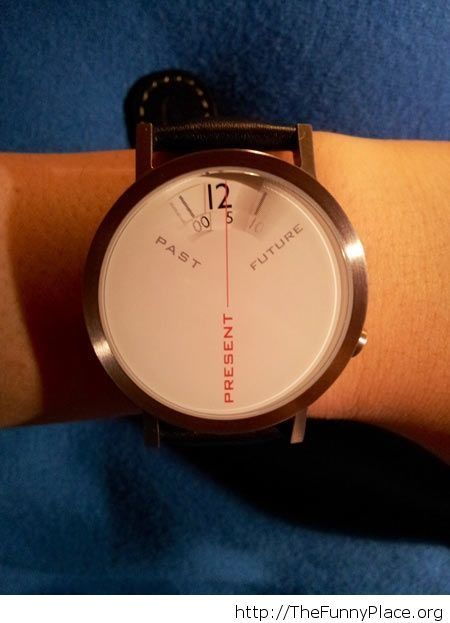 A very classy watch