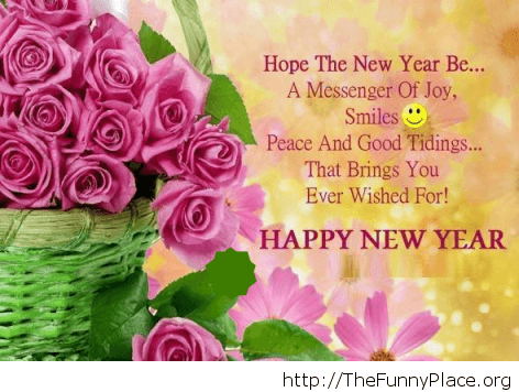 Happy New Year greetings quotes for 2015