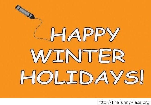 Happy Winter Holidays 2015 wallpaper