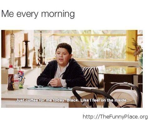 How I feel every morning