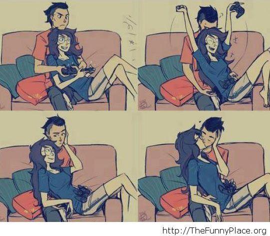 I hope I'll find a girl like that