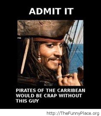 I must admit it