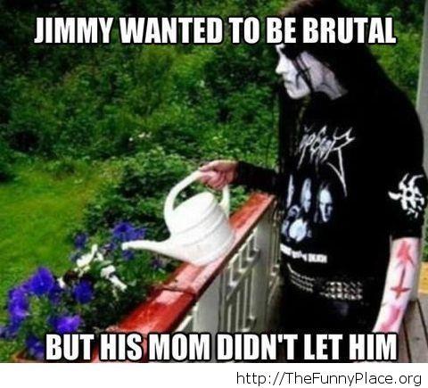 Poor Jimmy...