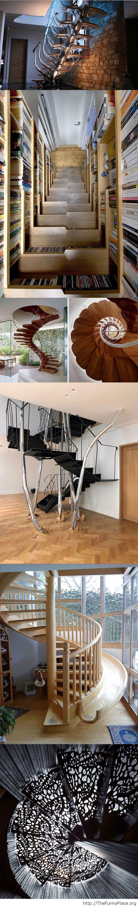 Some amazing stairs